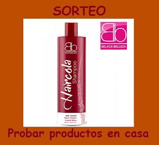 Sorteo Champú Haircola Shampoo