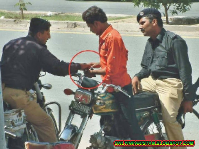 Funny Pakistan Police