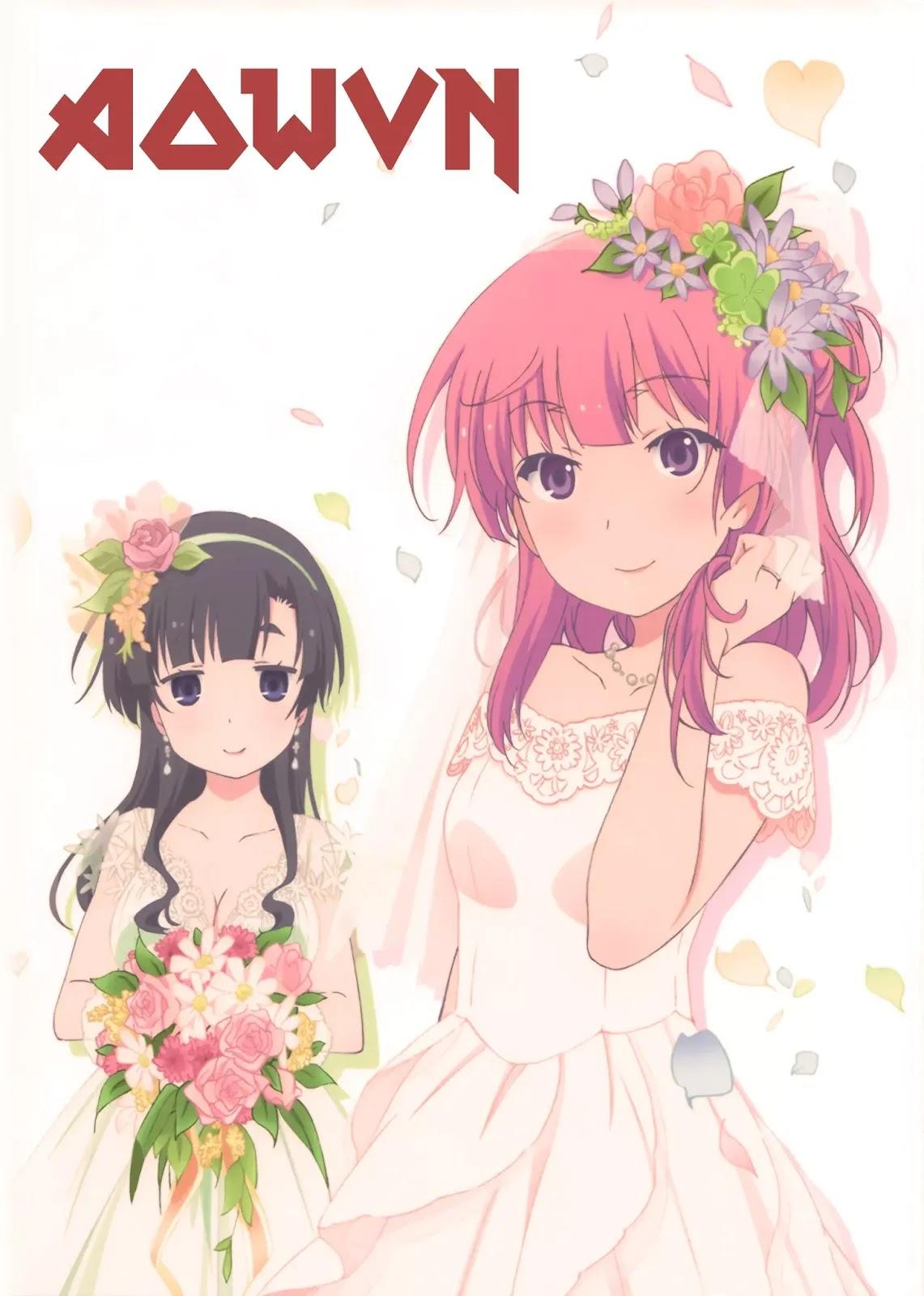 629399 - [ Anime 3gp Mp4 ] Ore No Kanojo To Osananajimi Ga Shuraba Sugiru BD | Vietsub - Harem Hay