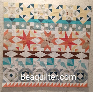 beaquilter QAL blocks 13