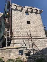 Obnova Župna kuća dvorac Kaštil Cerineo Škrip slike otok Brač Online