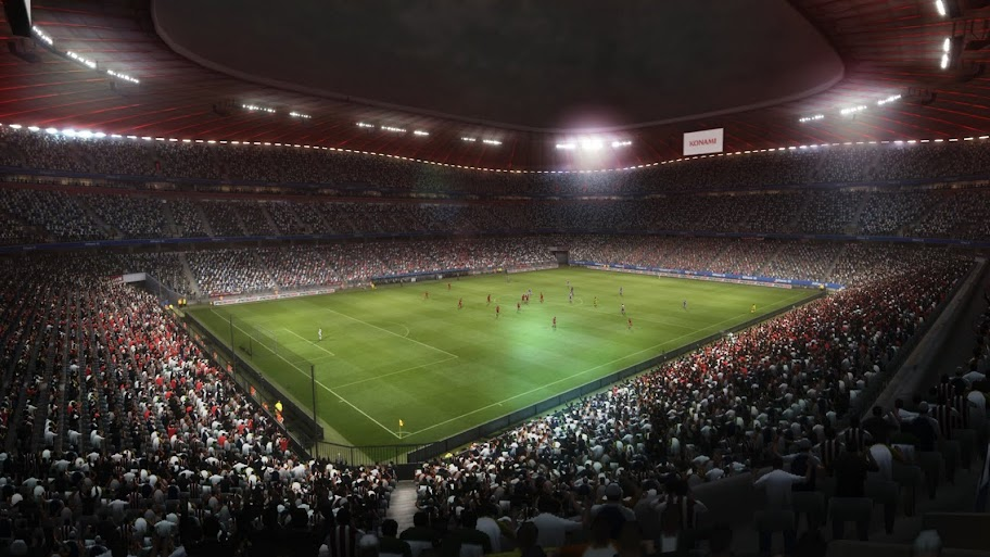 New PES 2012 Screens From Tokyo Gameshow