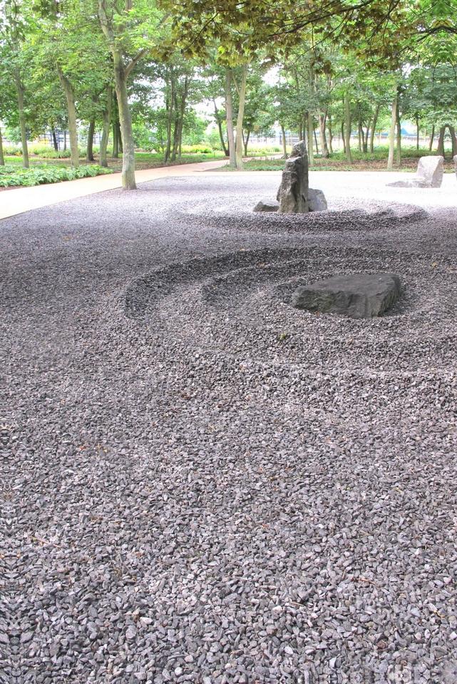 Fonkelnieuw Moois van ' M(i)e': de japanse tuin in oostende MG-86