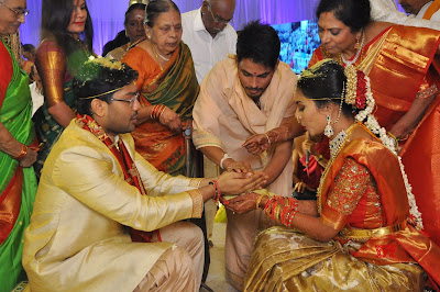 Producer-Rammohanrao-Daughter-Dedeepya-weds-Vishnu-Charan-Wedding5
