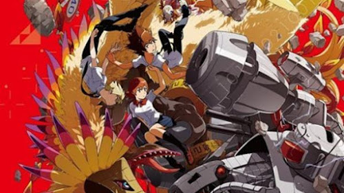 Descargar Digimon Adventure tri. 4: Soushitsu [04/04] [HD] [Mega]