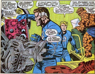 Fantastic Four Annual 6-LetThereBeLife