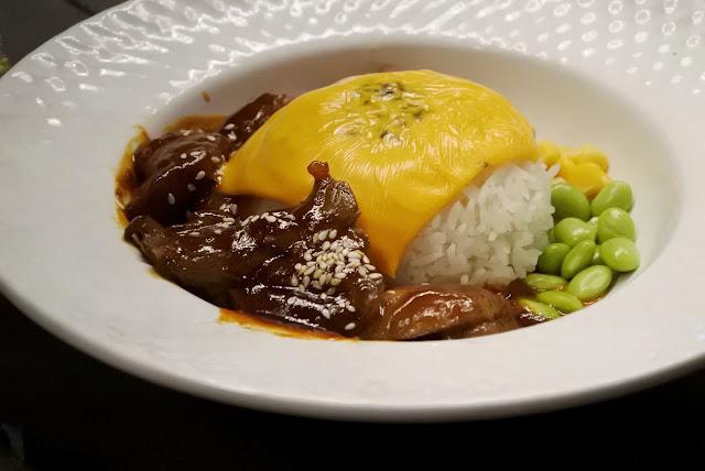 BBQ Sesame Beef