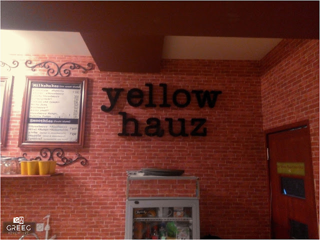 Yellow Hauz