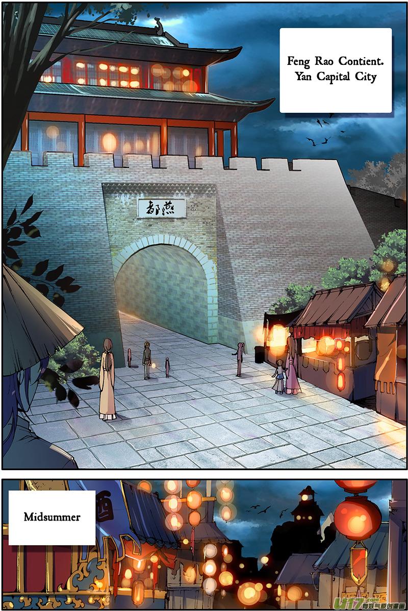 Sheng Wang - Chapter 1
