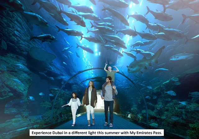 Experience Dubai in a different light this summer with My Emirates Pass