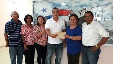 La CGTP Recibe Solicitud de Afiliación del Sindicato de Trabajadores de la Compañía Portuaria PSA Panamá