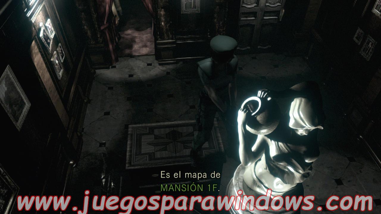 Resident Evil HD Remaster Multilenguaje ESPAÑOL XBOX 360 (RGH/JTAG) 19