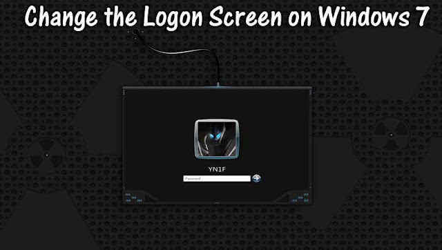 How To Change Windows 7 Logon Screen - IT Classes Online