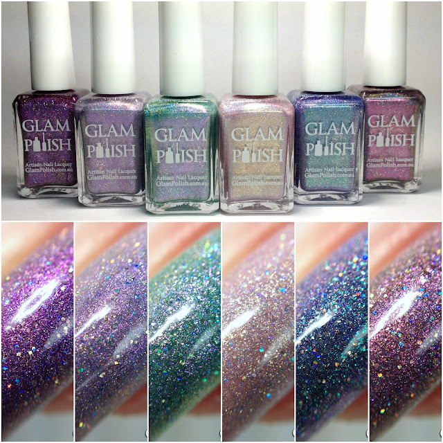 Glam Polish-WOAH BABY! Collection
