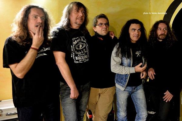 ba8cf1045a9 Luis Blanco  Este golpe dejó la grabación de lo que iba a ser el primer  disco de Ultimatum Rock sin terminar
