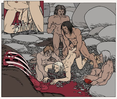 Homo Bara porno