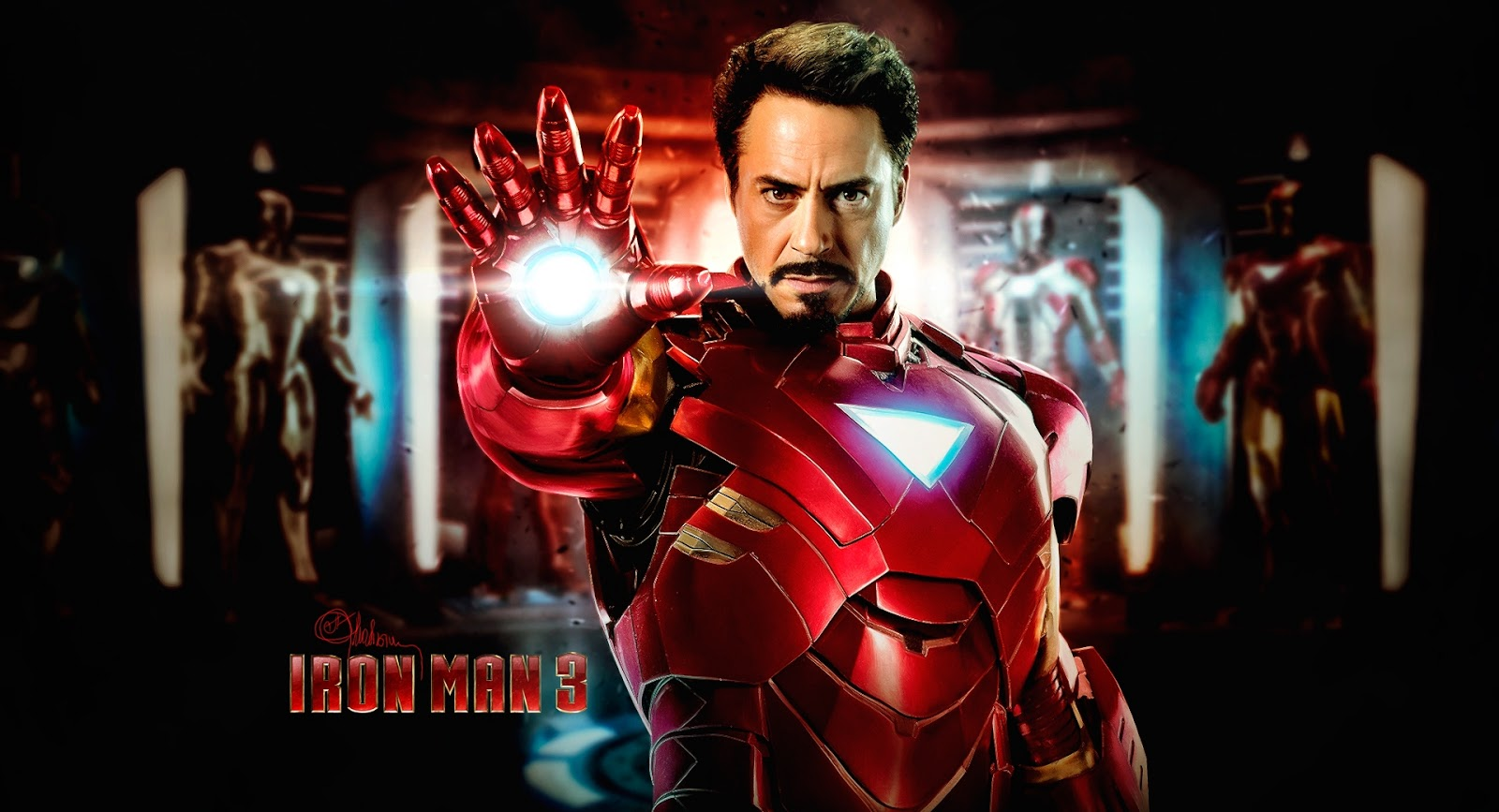 Pic Famina: Iron Man 3 Movie Hd Wallpapers