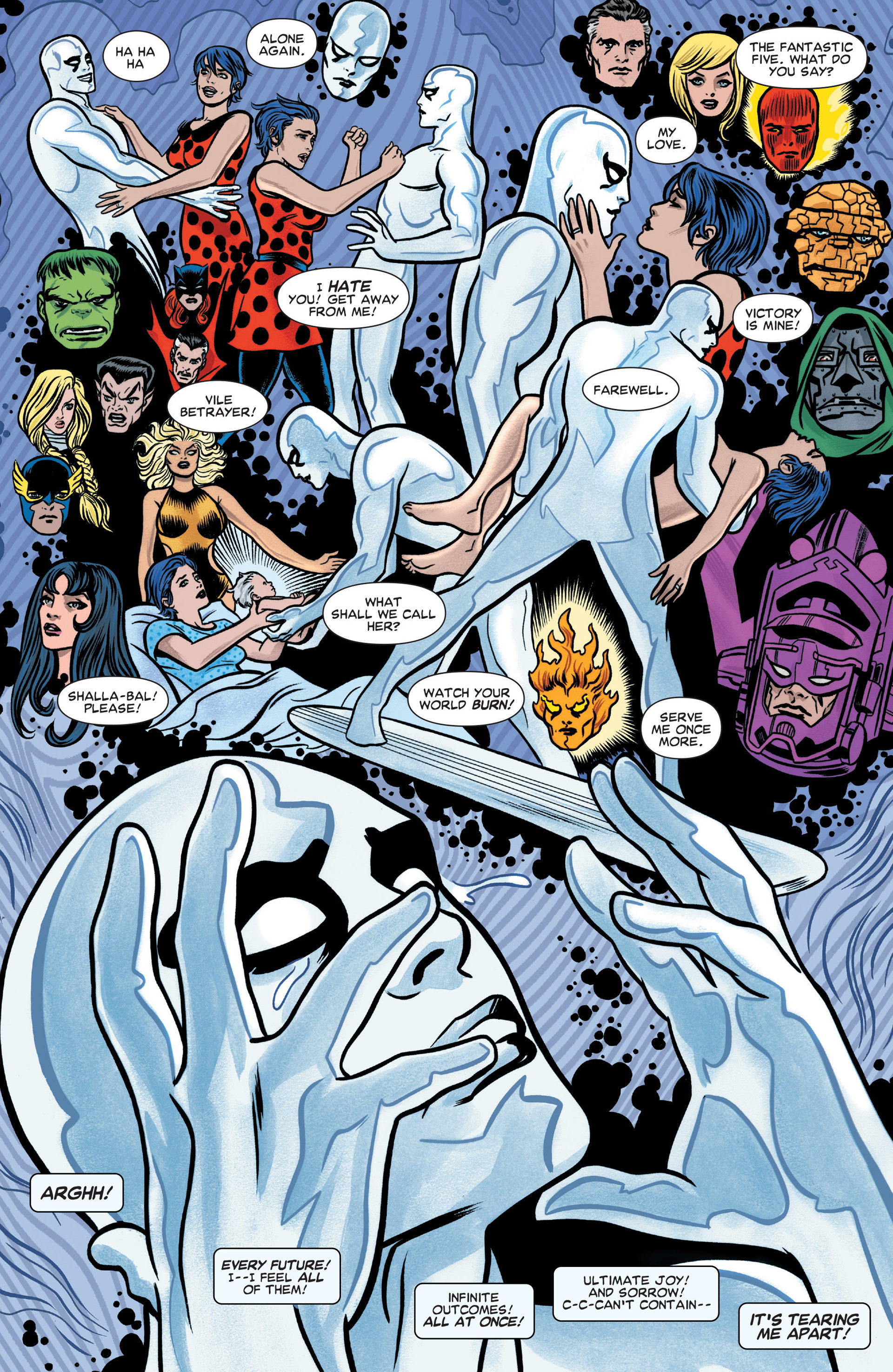 Read online Silver Surfer (2014) comic -  Issue #2 - 10