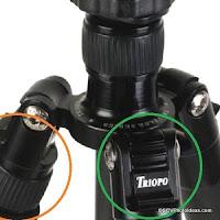 Latest Updates of Triopo GT-3228X8C Carbon Fiber Traveler Tripod