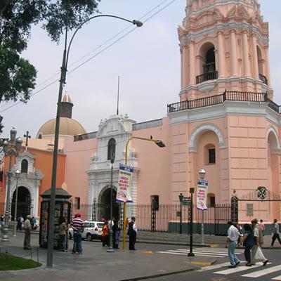 Santo Domingo Church, knowing Lima, Lima city tour, Religious Buildings