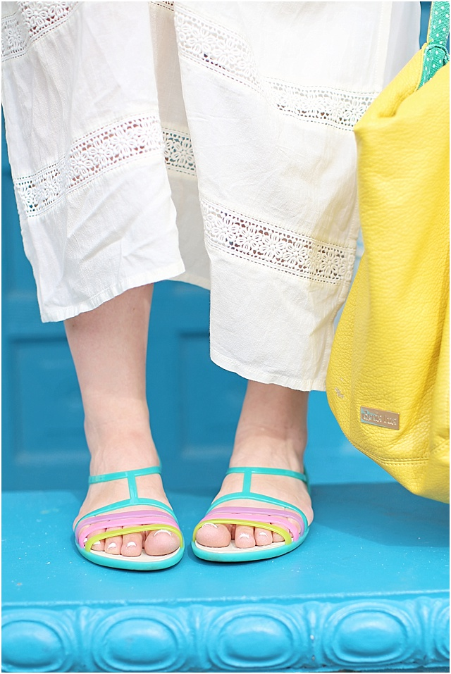 Cute Summer Sandals for Beach and Pool