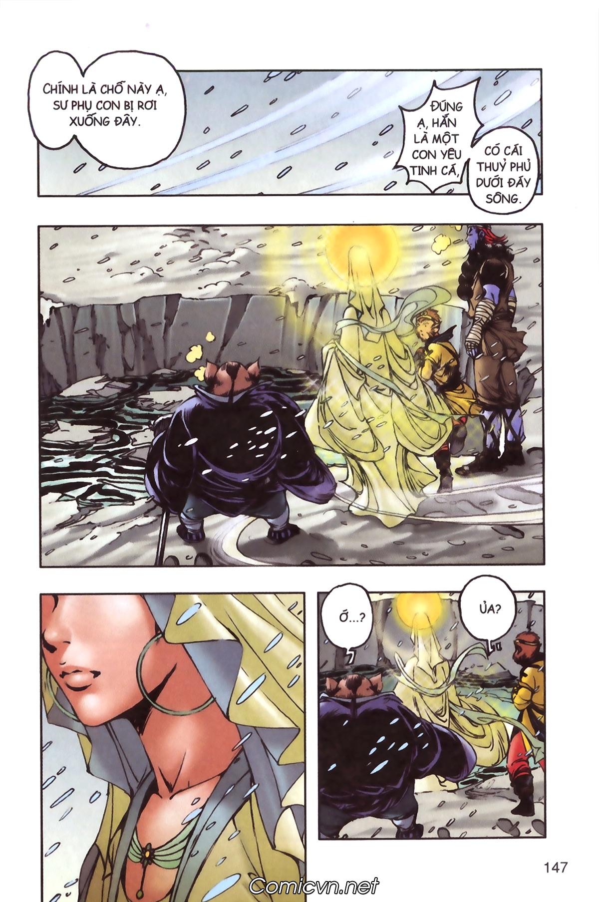 Tây Du Ký màu - Chapter 95 - Pic 20