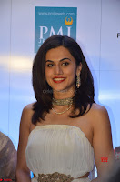 Tapsee Pannu looks Beautiful in White Sleeveless Gown Exclusive  Pics 03.jpg