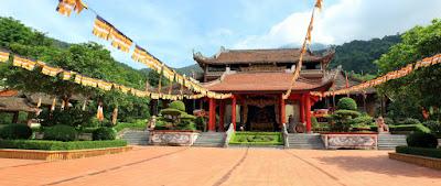 Tour du lịch tâm linh Yên Tử
