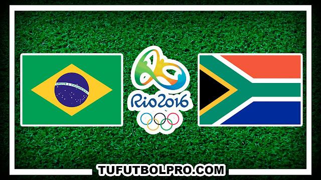 Ver Brasil vs Sudafrica EN VIVO Por Internet