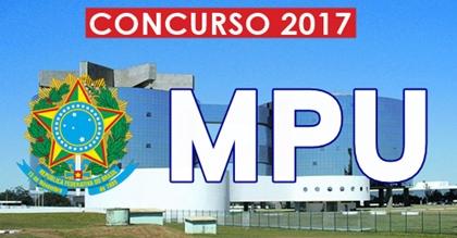 Apostila MPU 2017 Ministério Público da União