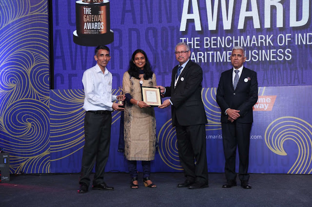 DP WORLD SUBCONTINENT WINS MULTIPLE CATEGORIES AT THE GATEWAY AWARDS 2017