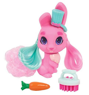 Hairdorables Pets pink bunny