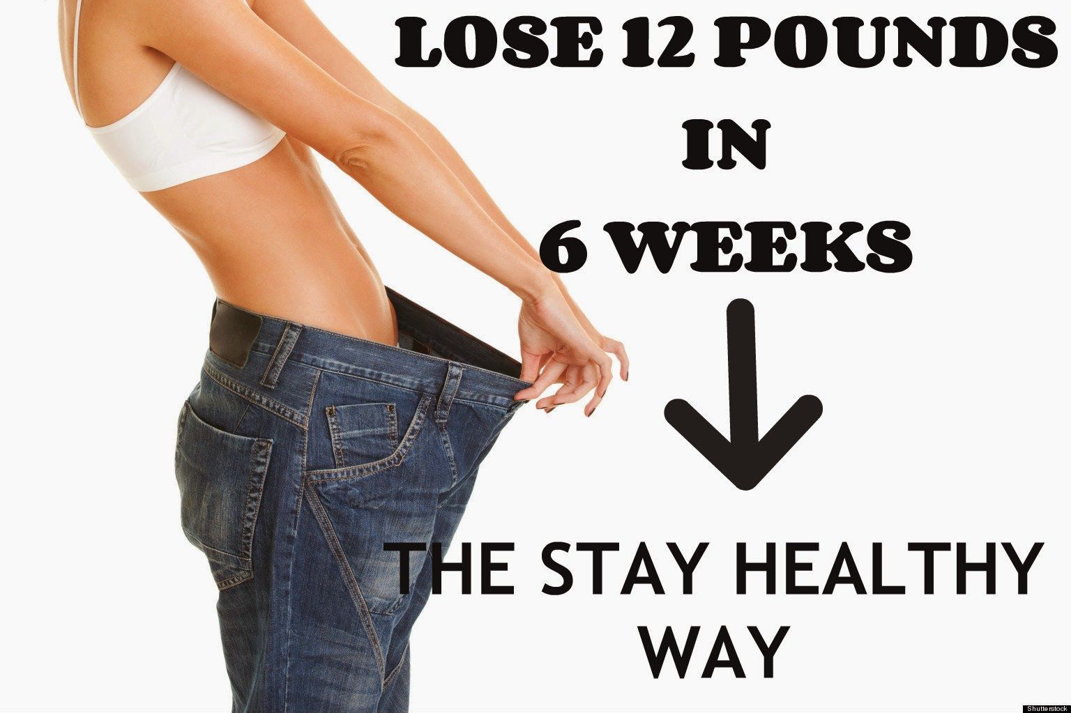 STAY HEALTHY FITNESS: How to Lose 12lbs in 6 Weeks