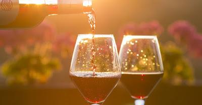 Beaux-Vins blog vin oenologie defaut goût de lumière soleil verres