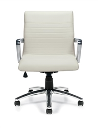 White Conference Chair