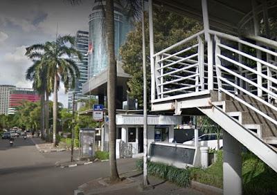 Lokasi ATM BRI Setor Tunai JAKARTA