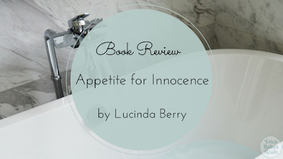 Appetite for Innocence by Lucinda Berry book review