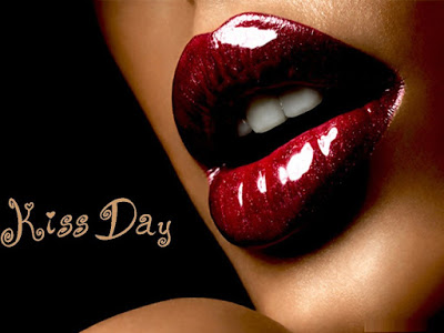Happy kiss day best funny wishes for Status massage 2017