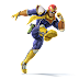 Captain Falcon junta-se a Super Smash Bros.