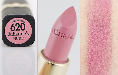 Son môi lì L'Oreal Paris Colour Riche Exclusive Lipstick 620 Julianne's Nude - SM034