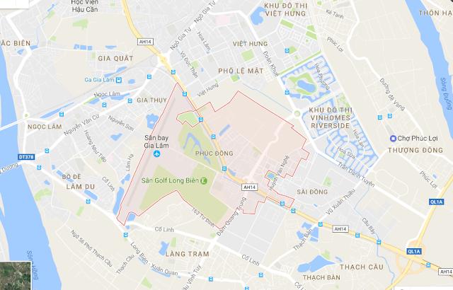 Tổng quan dự án chung cư nhà ở xã hội Hope Residence Phúc Đồng Long Biên