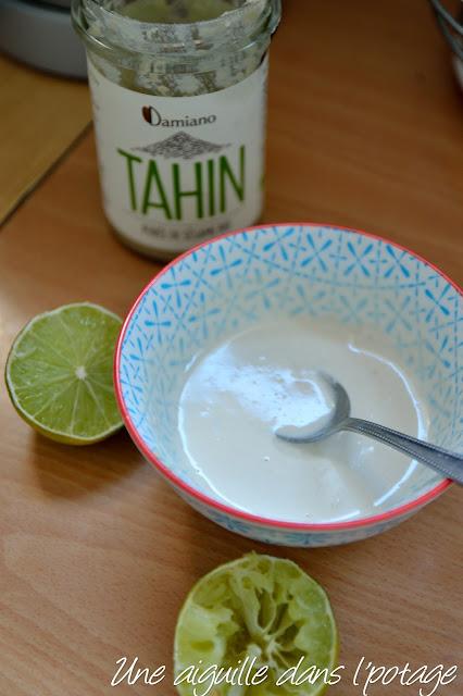 sauce tahini