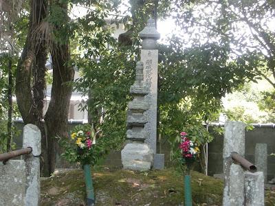 北条時政の墓