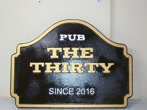 Placas para Pubs