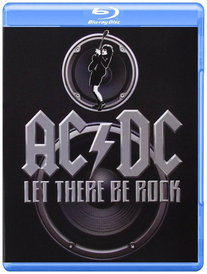 Blu-Ray - AC/DC - Let There Be Rock