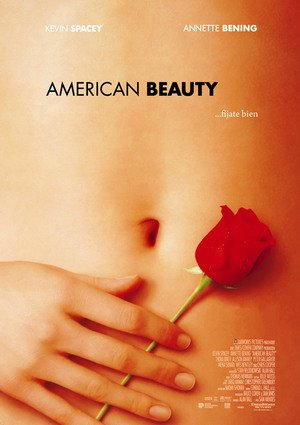 Poster American Beauty 1999