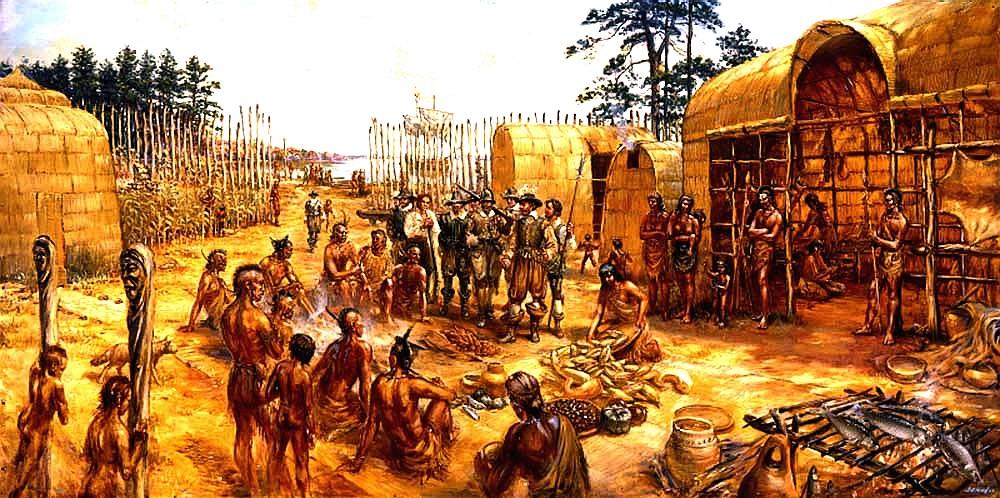 Powhatan tribe