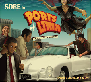 Sore - Port of Lima - Album (2008) [iTunes Plus AAC M4A]