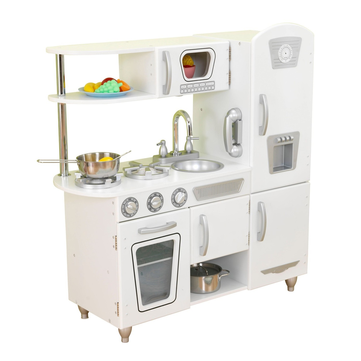Kidkraft White Vintage Kitchen 53208 - Kitchen Remodel, Cabinet ...