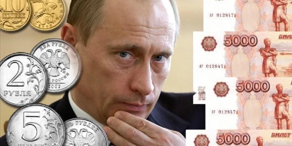 Οι πύραυλοι των ΗΠΑ «χτύπησαν» το ρούβλι: Πως θα αντιδράσει ο Πούτιν